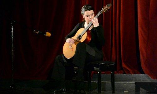 Амалиа Милер - Солистички концерт