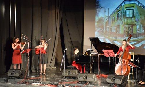 Концерт - Тангуанго