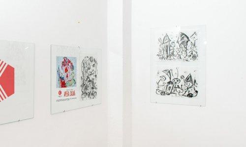 Ирена Лазић - изложба слика и цртежа