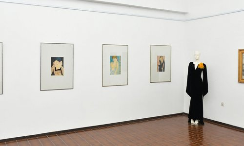 Изложба слика Милене Павловић Barilli