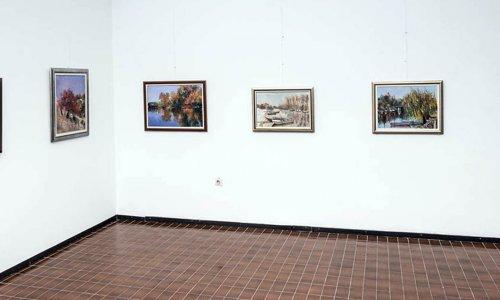 Отварање изложбе Јелене Бадњевац Ристић